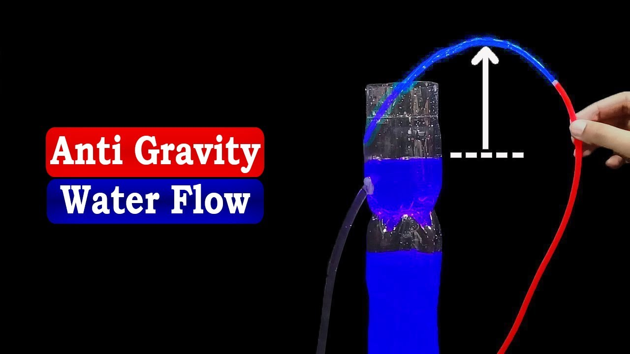 Photo of Amazing Idea: How to make Anti Gravity Water Fountain