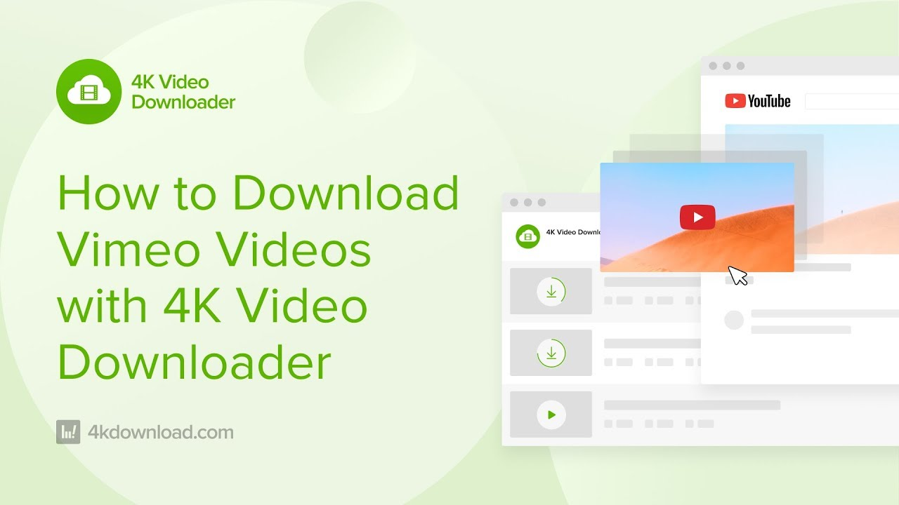 Photo of How to Download Vimeo Videos with 4K Video Downloader