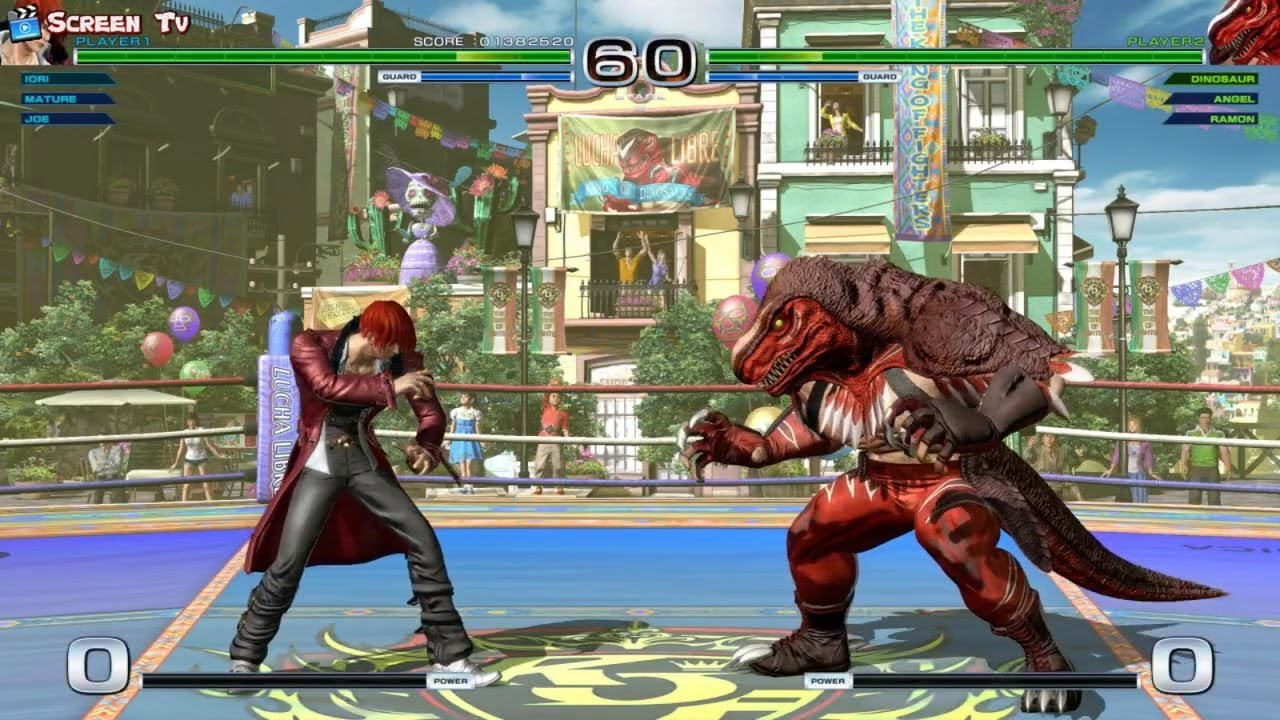 Photo of PS4  – The King of Fighters XIV gameplay part 3
