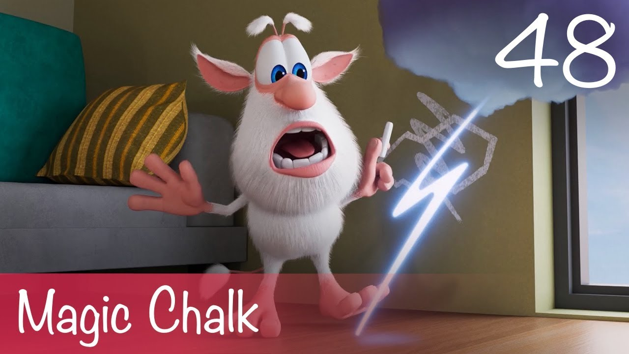 Photo of Booba – Magic Chalk – Episode 48 – Cartoon for kids