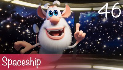 Booba – Spaceship – Episode 46 – Cartoon for kids