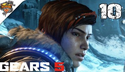 تختيم لعبة GEARS 5 – غيرز 5  #10 | GEARS 5 WALKTHROUGH