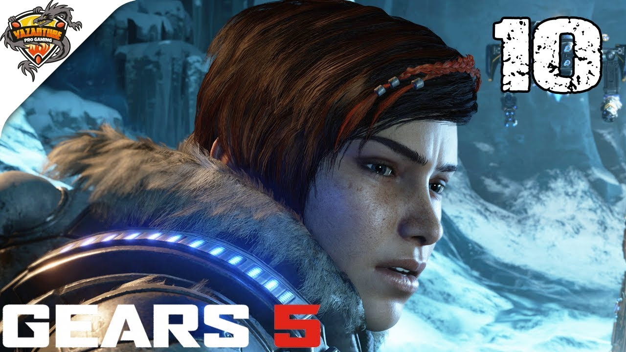 Photo of تختيم لعبة GEARS 5 – غيرز 5  #10 | GEARS 5 WALKTHROUGH