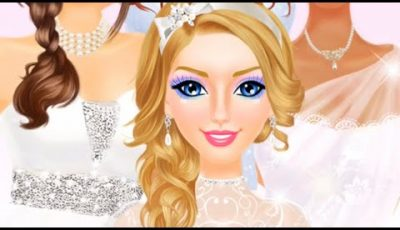 Wedding Salon Makeover | Kids Makeup Game | Fun Makeup Game | العاب بنات والعاب اطفال