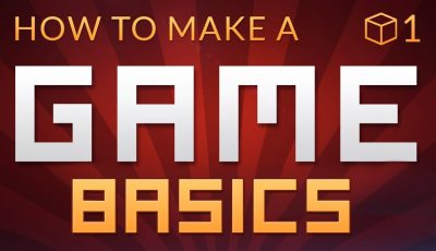 How to make a Video Game in Unity – BASICS (E01)