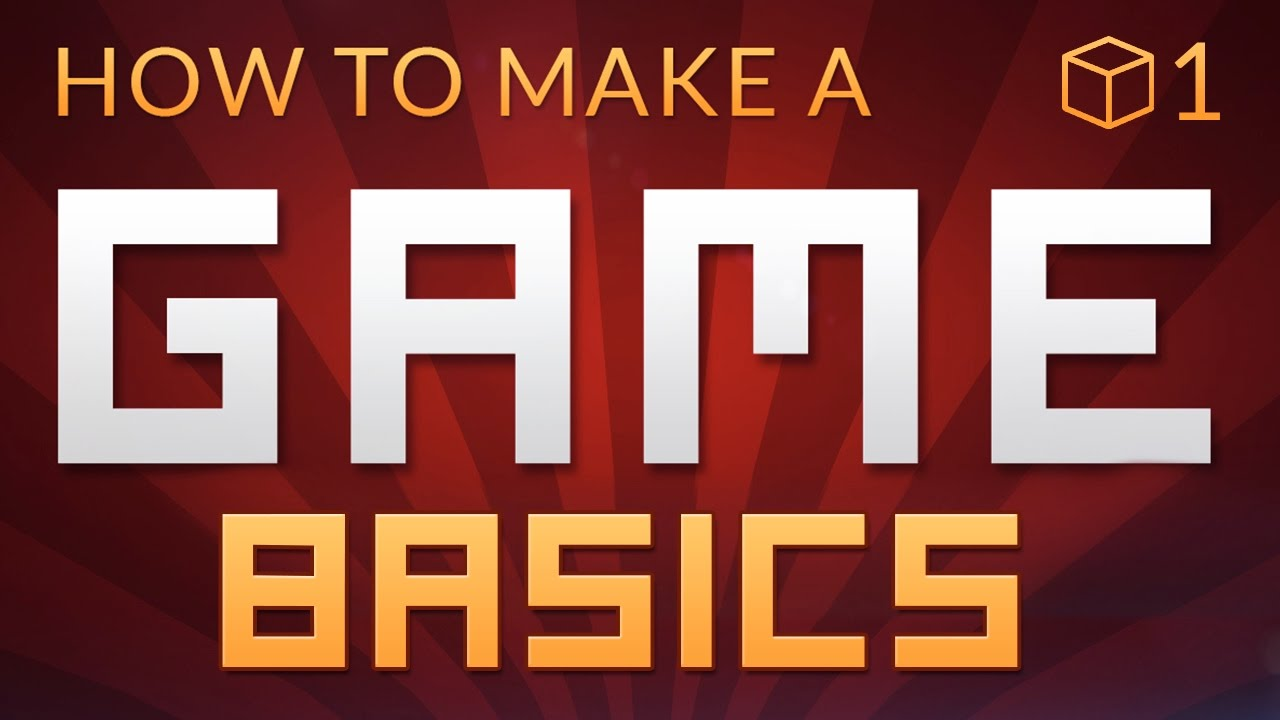 Photo of How to make a Video Game in Unity – BASICS (E01)