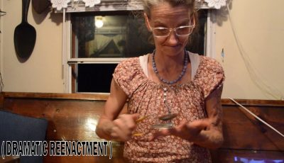 "How to Play Spoons 5 – the ""Roll"" (Spoon Lady)"