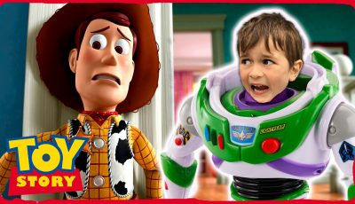 Toy Story Kids Parody!