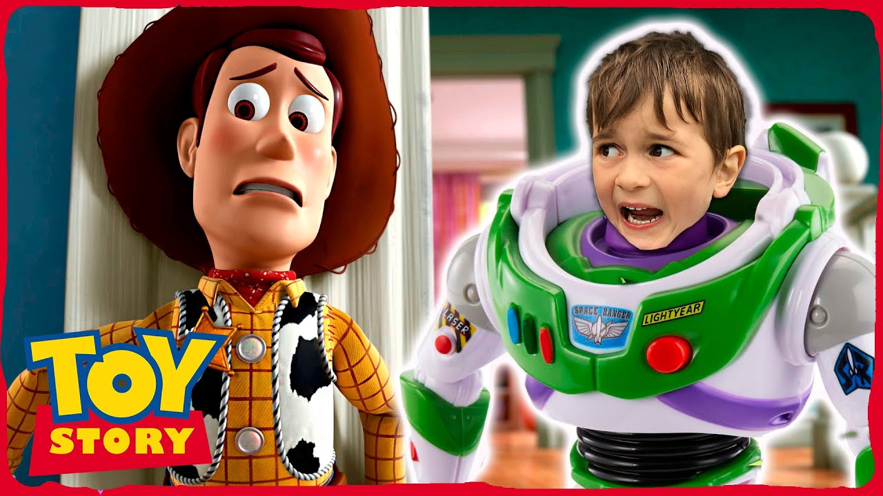 Photo of Toy Story Kids Parody!