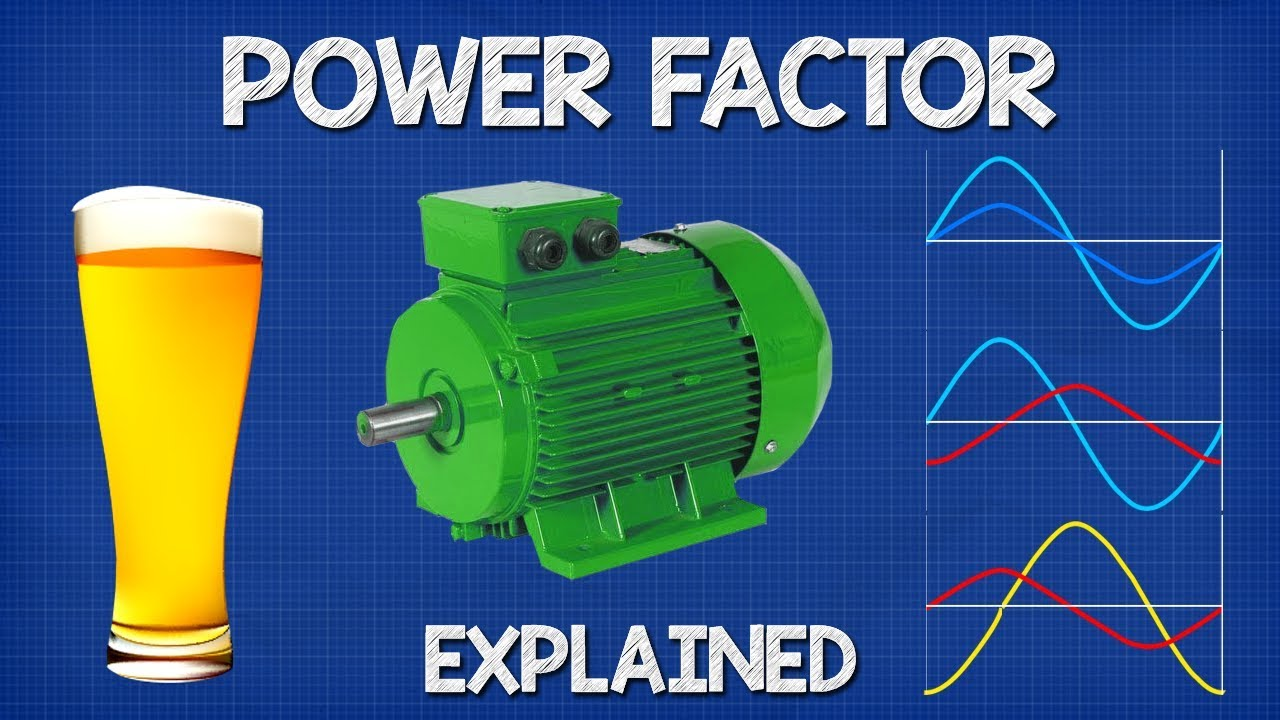 Photo of Power Factor Explained – The basics what is power factor pf