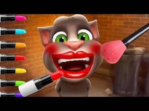 Photo of العاب بنات   ألعاب الأطفا   Learn Colours with My Talking Tom Animation Education Cartoon