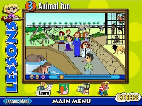 Photo of 30   —   مستوى  3  درس  3  —  LEVEL  3  LESSON  3  ANIMAL  FUN