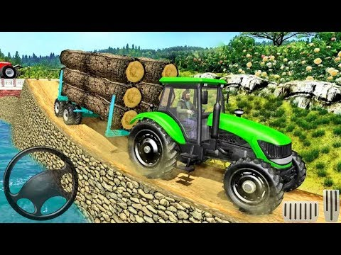 Photo of Real Tractor Trolley Cargo Farming Simulation Game – Android gameplay
