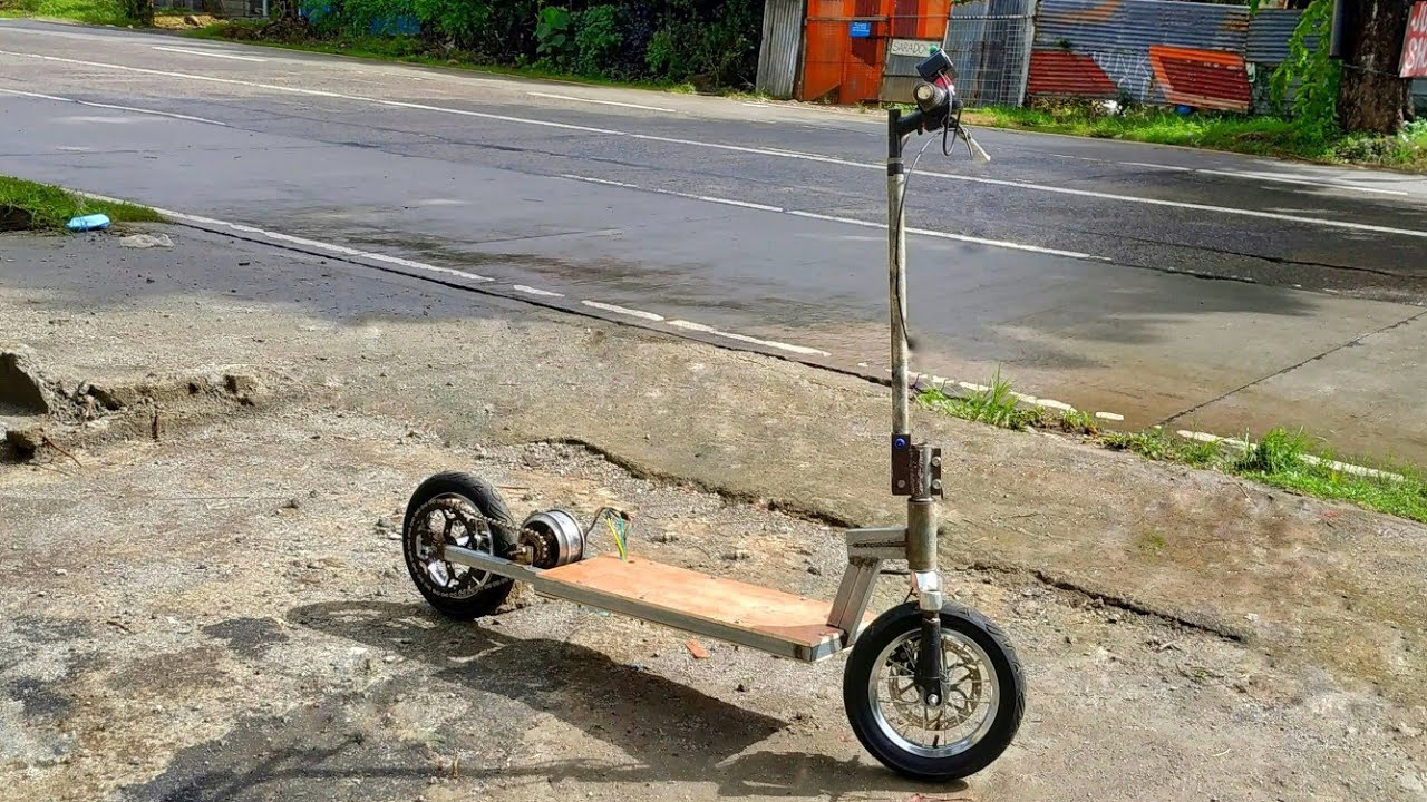 Photo of How to make 72v electric scooter
