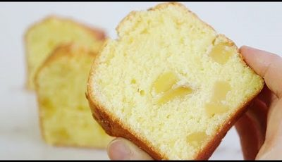 How To Make Delicious Chestnuts Cake/Chestnuts Pound cake/easy recipe