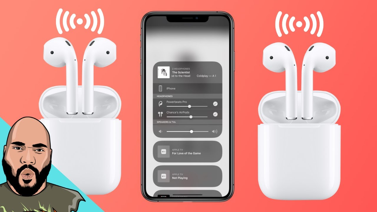 Photo of Share Audio to Two Sets of AirPods from ONE iPhone!