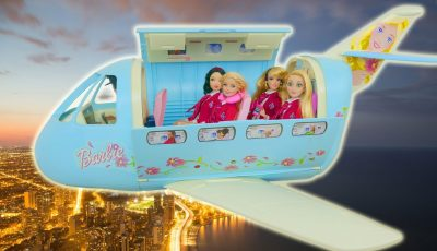 Barbie Super Airplane Unboxing Avião Flugzeug لعبة باربي Avion Pesawat terbang