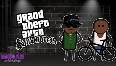 مين هو CJ؟….شرح قصة Streamer || GTA San Andreas 🎮