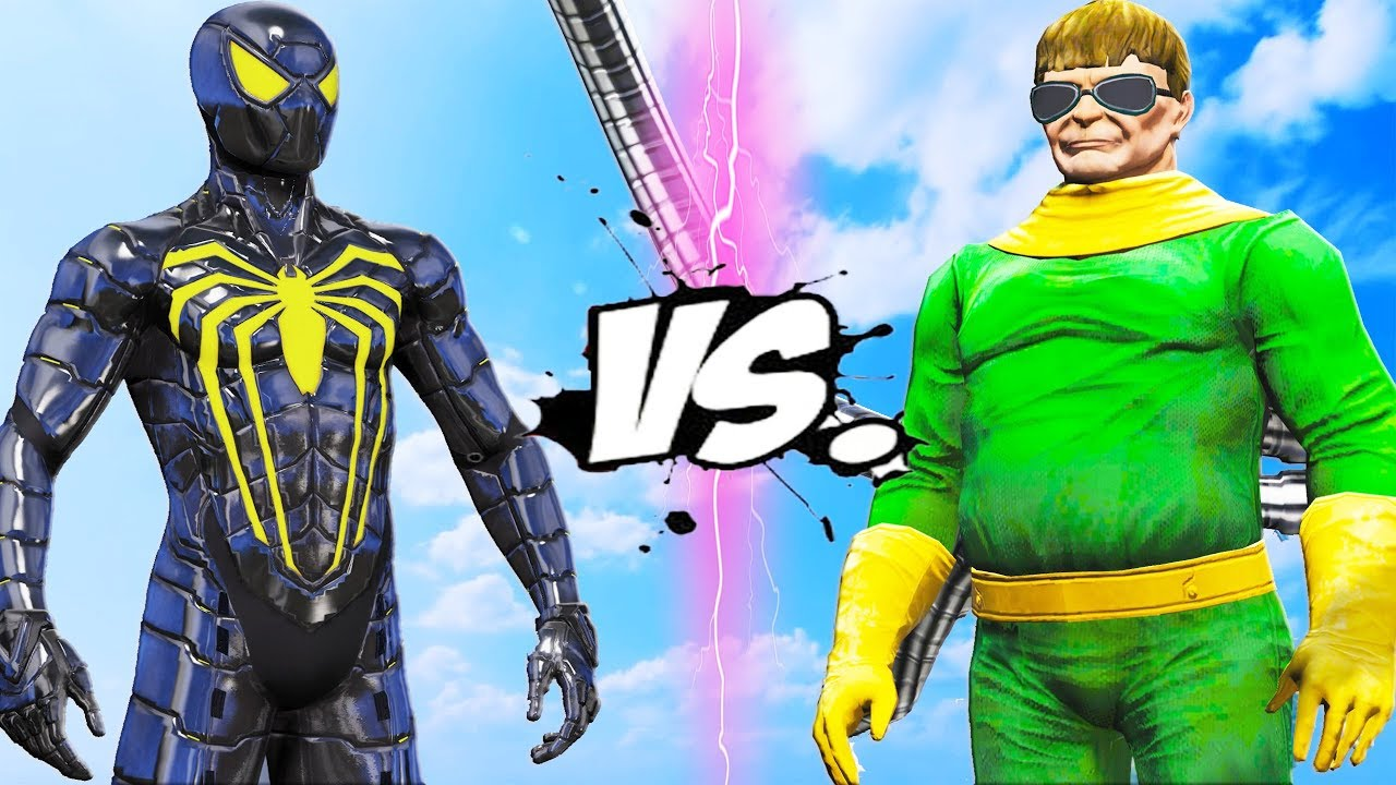 Photo of Spider-Man PS4 (Anti-Ock) vs Doctor Octopus – Epic Battle