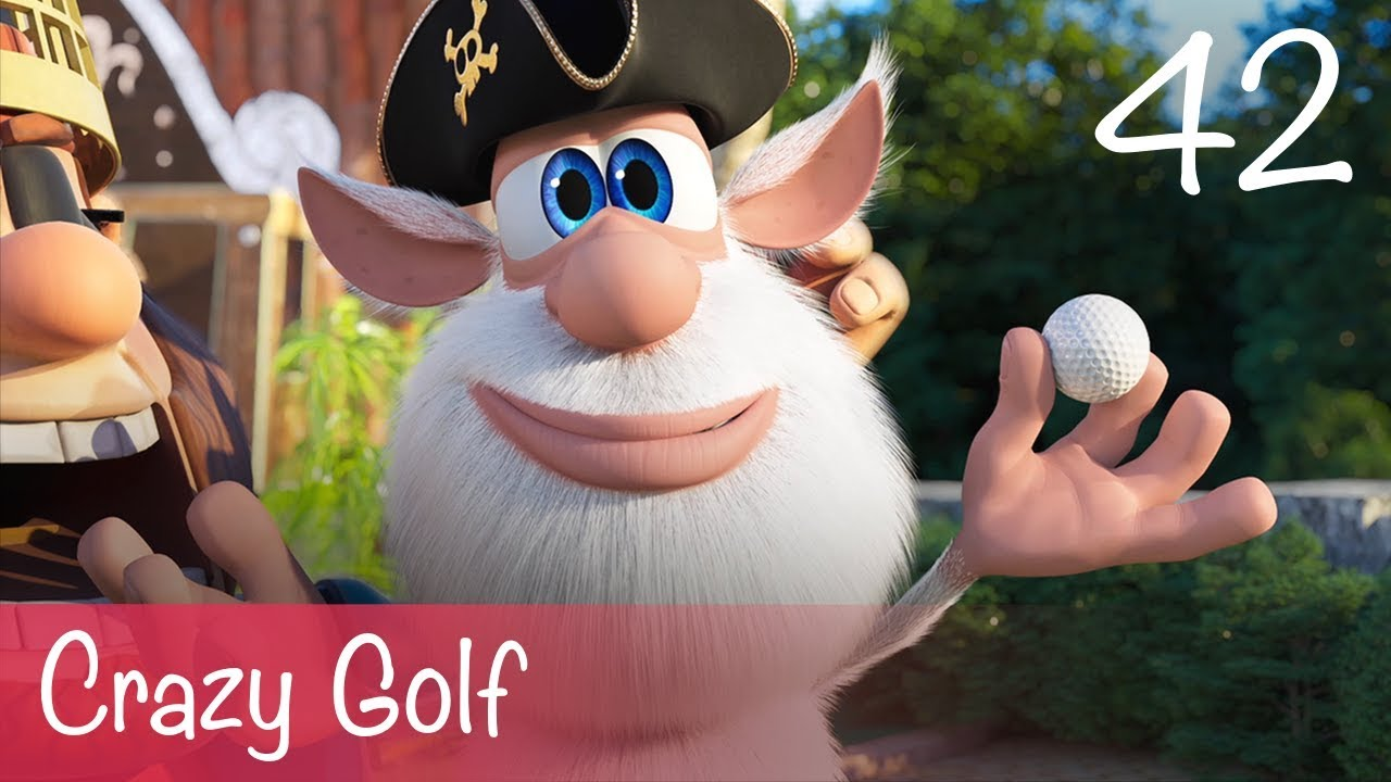 Photo of Booba – Crazy Golf – Episode 42 – Cartoon for kids