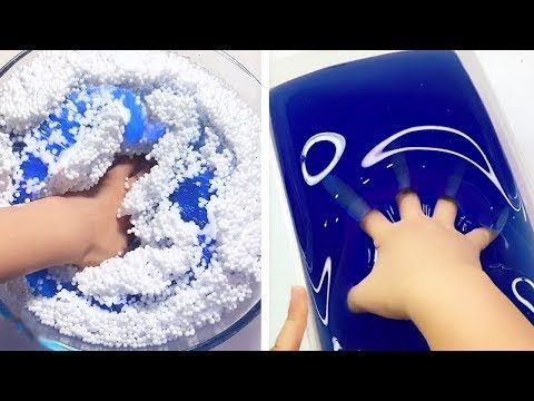 Photo of The Most Satisfying Slime العاب بنات – طين اصطناعى – سلايم