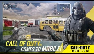 Download Call of Duty : Mobile | تحميل لعبة