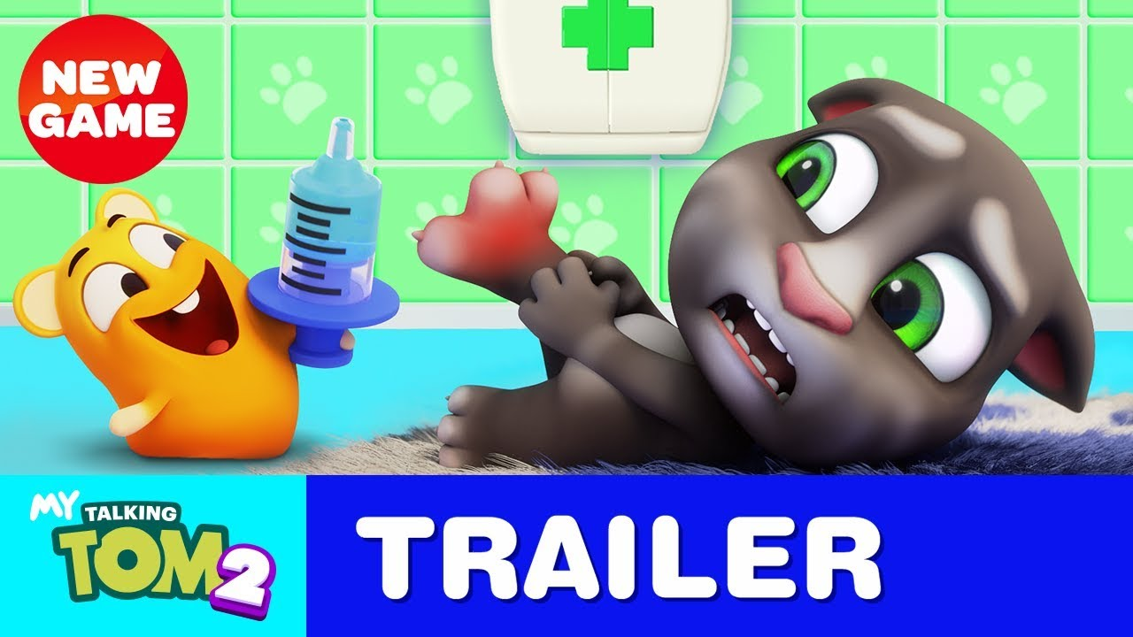 Photo of Can You Handle My Talking Tom 2? NEW GAME Official Trailer #2