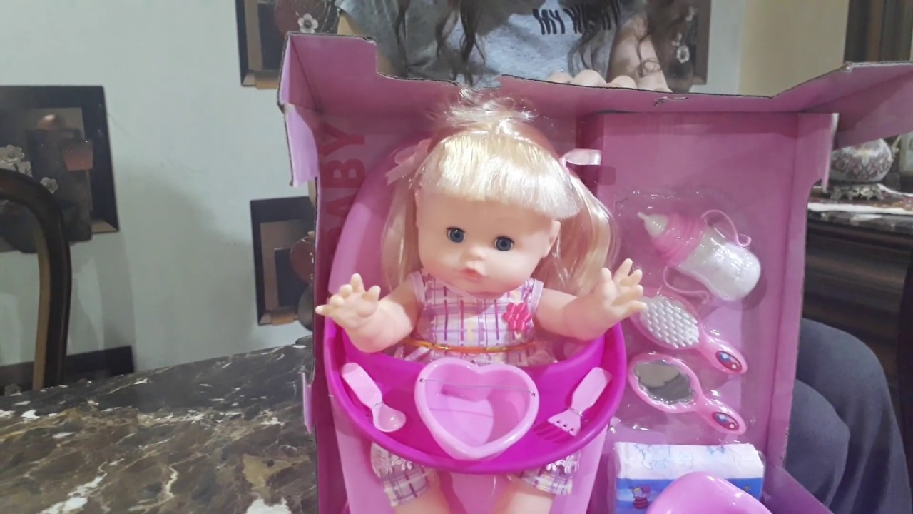 Photo of Kids toys for girls cufan sweet baby العاب بنات