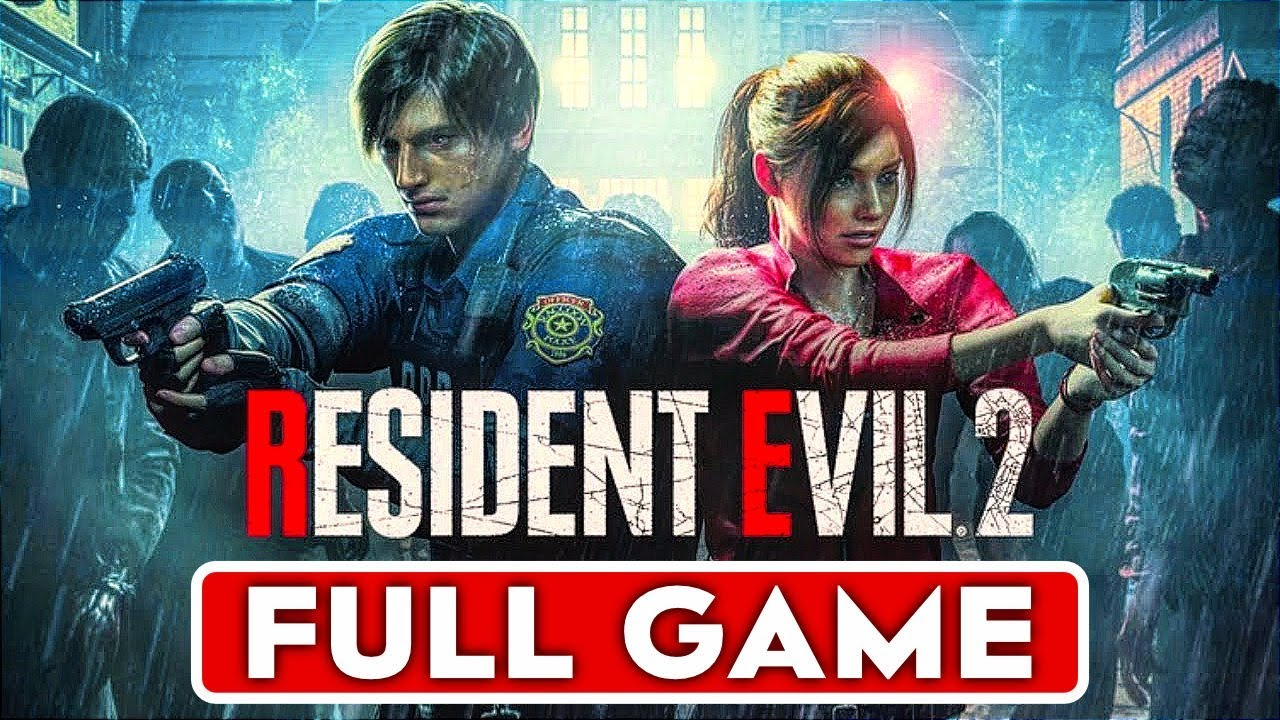 Photo of RESIDENT EVIL 2 REMAKE Gameplay Walkthrough Part 1 FULL GAME Claire & Leon Story – No Commentary