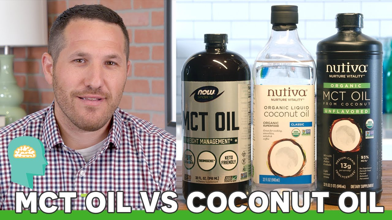 Photo of MCT vs Coconut Oil Benefits