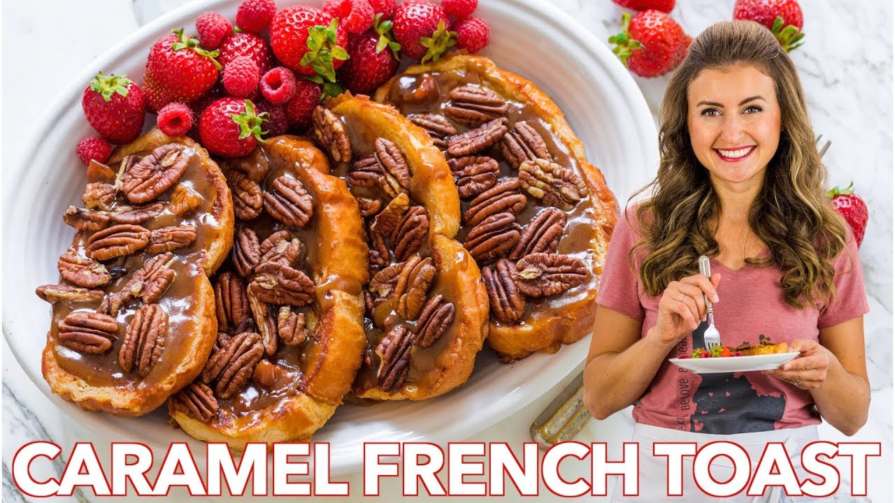 Photo of How to Make French Toast with Caramel Sauce