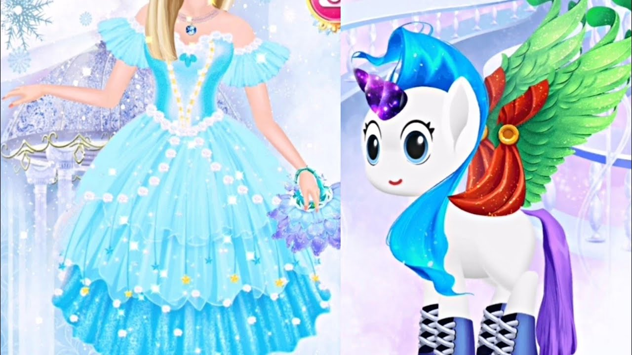 Photo of Dress up games kids girls makeover Princesses Salon-العاب بنات مكياج صالون الاميرات